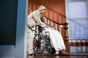 handicap aménagement du lieu de vie