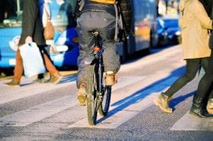 indemnisation après un accident de vélo
