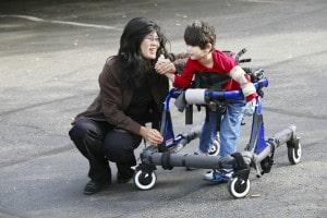 enfant handicapé IMC