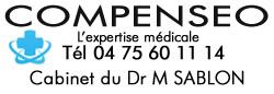 Médecin expert Logo